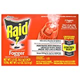 Raid Concentrated Triple Pack FOGGER 12-4.5 Ounce