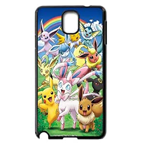 James-Bagg Phone case Cute Pikachu Protective Case For Samsung Galaxy NOTE3 Case Cover Style-15