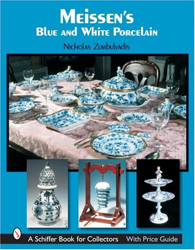 Meissen's Blue And White Porcelain: Dining in Royal Splendor