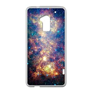 Universe Space Nebula Pattern Galaxy New Style - HTC one Max TPU (Laser Technology) Case Cover Skin