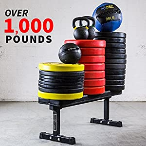 Rep Flat Bench – FB-3000 – 1,000 lb Rating for Weightlifting