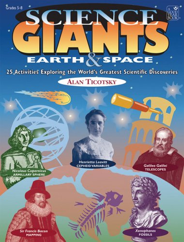 Science Giants: Earth & Space -
