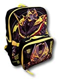 Transformers Bumblebee Backpack with Detachable Insulated Lunch Bag - Best Reviews Guide