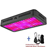 LED Grow Light 1500W Full Spectrum 150pcs 10W Epiled Triple Chips with UV&IR for Greenhouse Hydroponic Indoor Plants Veg and Flower All Phases of Plant Growth by Anordsem