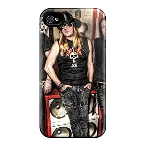 Iphone 4/4s Mnk13122usEm Allow Personal Design Vivid Bon Jovi Series Shock Absorbent Hard Phone Covers -IanJoeyPatricia