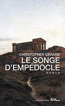 Le Songe d'Empedocle par Gérard