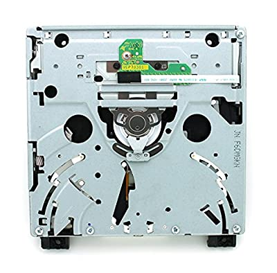 Original DVD Drive Replacement Repair Part for Nintendo Wii by HongLei from abcGoodefg