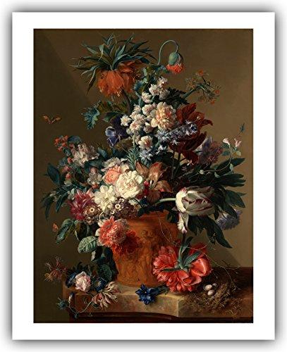 Jan Van Huysum Flowers (Jan van Huysum Still Life :
