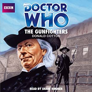 Doctor Who: The Gunfighters Audiobook