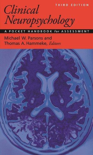 Download Clinical Neuropsychology: A Pocket Handbook for Assessment, Third Edition Pdf