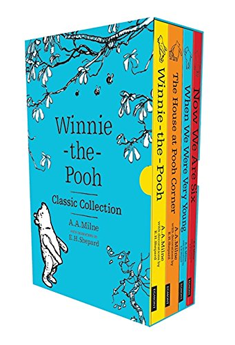 Winnie-The-Pooh Classic Collection [Milne, A a] (Tapa Blanda)