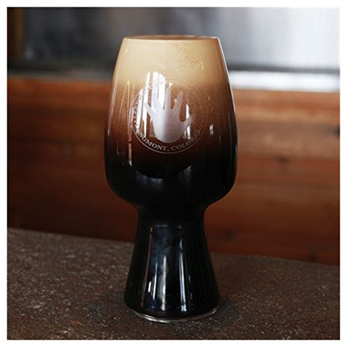 Milk Stout Beer - Left Hand Brewery - The Official Stout Glass