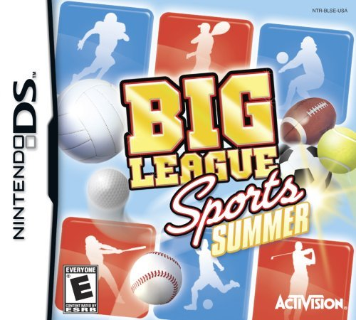 Big League Sports: Summer Sports - Nintendo DS by Activision