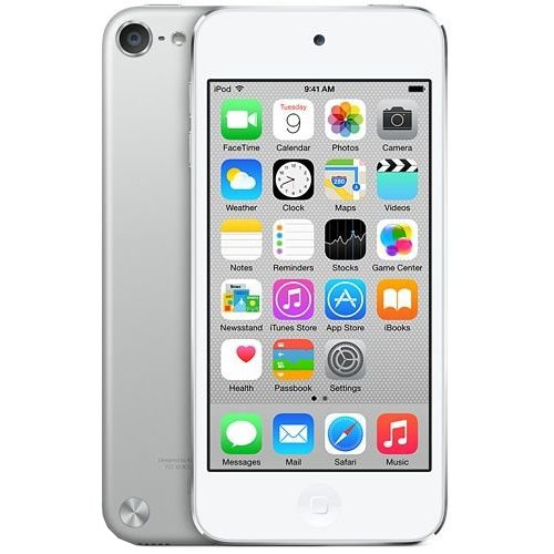 "Apple iPod Touch 32GB 4"" Retina Display WiFi White 5th Generation MD720LLA"