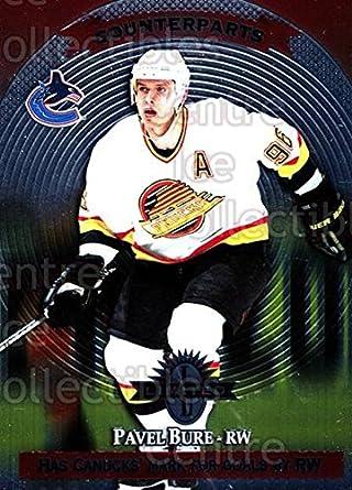 Amazon.com: (CI) Pavel Bure, Valeri Bure Hockey Card 1997-98 Donruss Limited (base) 7 Pavel Bure, Valeri Bure: Collectibles & Fine Art