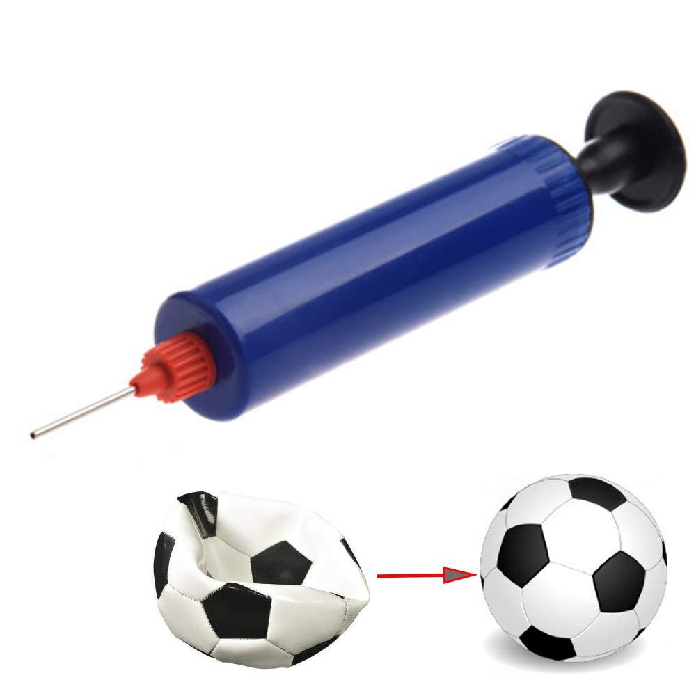 Bomba de Futbol Bomba de Aire Inflable de la Mano de la Bola ...