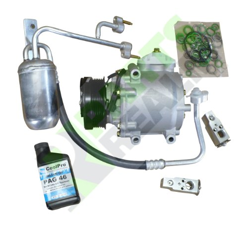 05 ford expedition ac compressor - 4