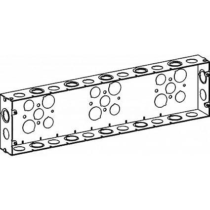Sb 9 9 Gang Welded Switch Box