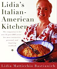 Lidia Bastianich, loved by millions of Americans for her simple, delectable Italian cooking, gives us her most instructive and personal cookbook yet. Focusing on the Italian-American kitchen—the cooking she encountered when she first came to ...