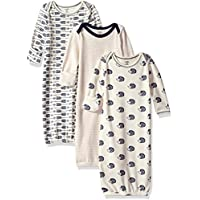 Touched by Nature Unisex Baby Gown