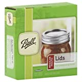 Ball Canning Regular Mouth Lids 12 Count (Case of 60)