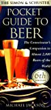 The Simon and Schuster Pocket Guide to Beer, Michael Jackson, 0684843811