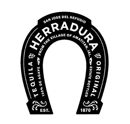 (Herradura Tequila - 'Horseshoe' Pin/button/badge)