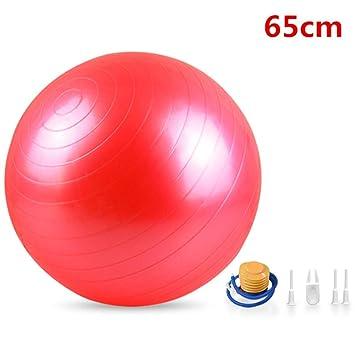 CRSM Bomba Inflable Bola De Yoga Inflable Rápido 200 Kg ...