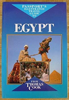 Passport's Illustrated Travel Guide to Egypt 0844290572 Book Cover