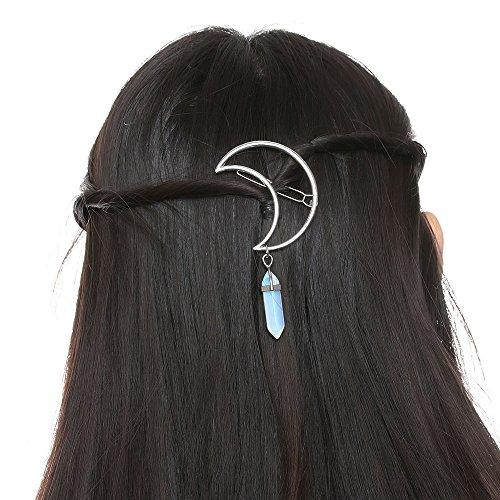 gem stone hair - 4