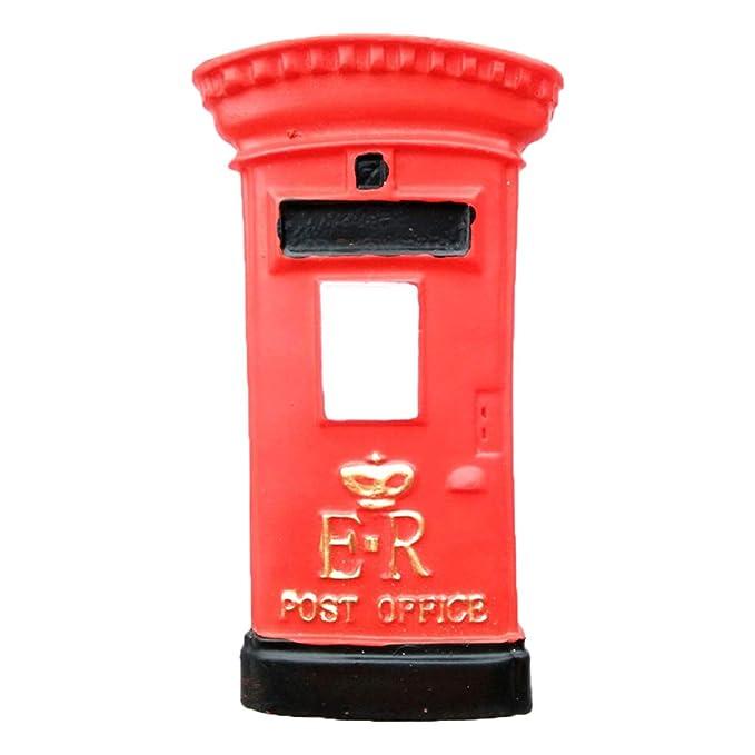 KINTRADE Resina 3D Imán de Nevera Londres Regalo de Recuerdo ...