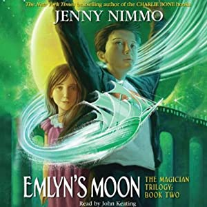 Emlyn's Moon Audiobook