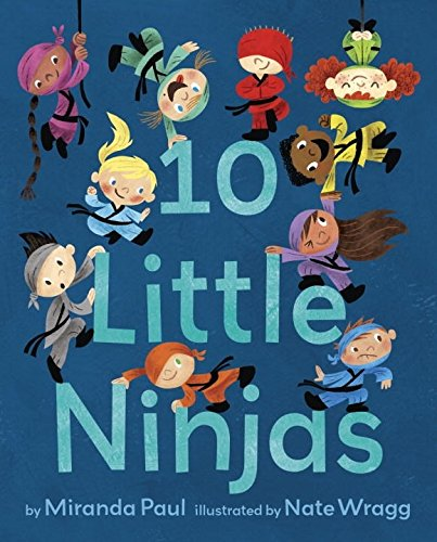 Easy Ninja Costume Ideas (10 Little Ninjas)