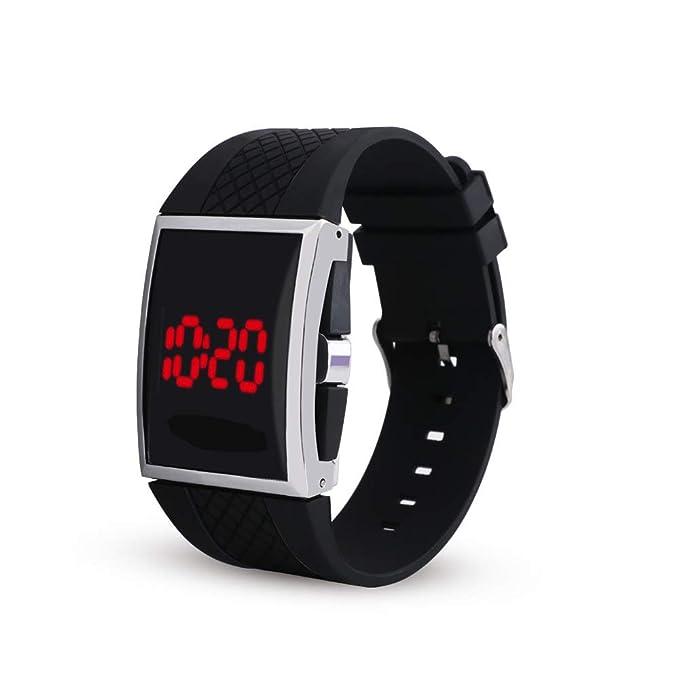 3601a8c13372 TIAN Impermeable Deportes Al Aire Libre Reloj para Niños Y Niñas ...