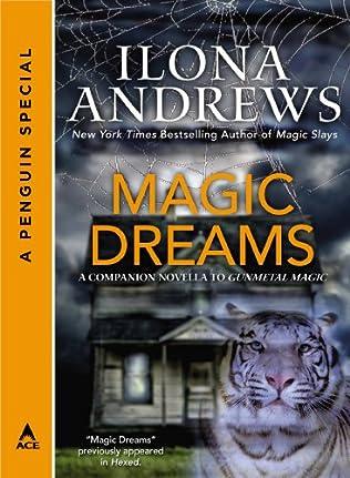 book cover of Magic Dreams