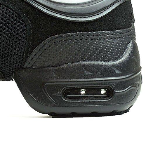 Skazz P22M Tutto Nero Schuh Tanz Sneaker p-sole für Erwachsene Kinder schwarz