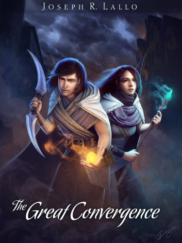 The Great Convergence (The Book of Deacon Series 2) by [Lallo, Joseph]