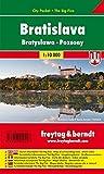 Bratislava: Stadskaart 1:10 000