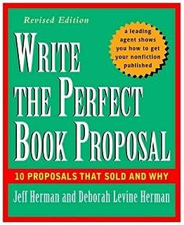 Write a book proposal