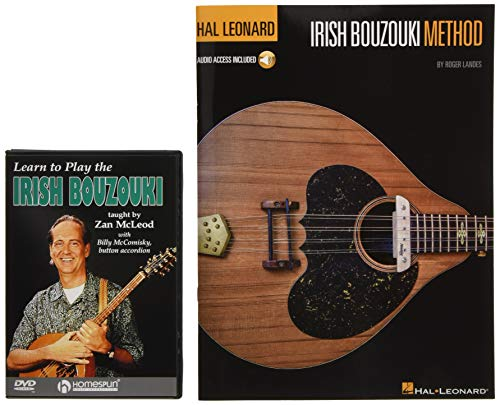 Irish Bouzouki Instructional Pack: Hal Leonard Irish Bouzouki Method Book/Audio Pack & Learn to Play the Irish Bouzouki DVD