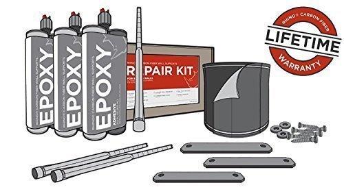 Rhino Bowed Wall Crack Repair Kit - RCF-10' Repair Kit For W