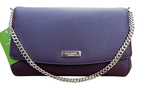 York Handbag Crossbody New Way Spade Deepplum Clutch Kate Greer Laurel Eq7TwF
