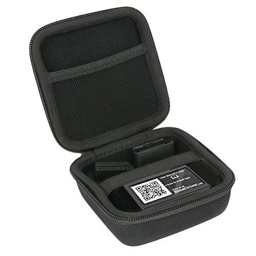 khanka Hard Case for BlueDriver Bluetooth Professional OBDII Scan Tool/Foseal Car WiFi OBD 2 OBD2 OBDII Scan Tool Foseal Scanner