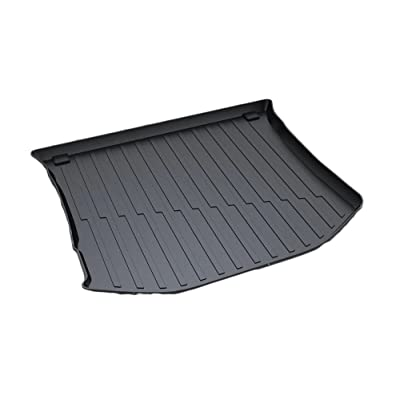 Cargo Liner Rear Cargo Tray Trunk Floor Mat Waterproof Protector for 2011-2020 Jeep Grand Cherokee by Kaungka(Not Fit for Jeep Cherokee): Automotive