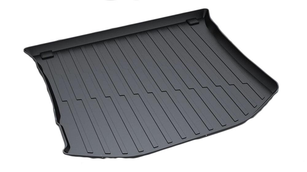 Cargo Liner Rear Cargo Tray Trunk Floor Mat Waterproof Protector for 2011-2018Jeep Grand Cherokee by Kaungka(Not Fit for Jeep Cherokee) by Kaungka