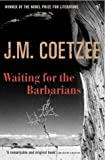 Front cover for the book Waiting for the Barbarians by J.M. Coetzee