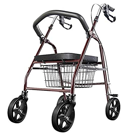 Instag Andador Plegable con Ruedas Mobility Aid Walker ...
