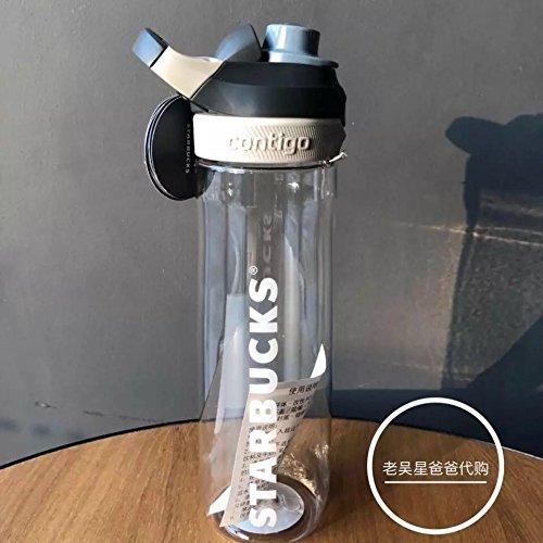 海外 スターバックス CONTIGO ウォーターボトル 水筒 750ml 大容量 耐熱 サニーボトル マグカップ タンブラー 韓国 台湾 中国