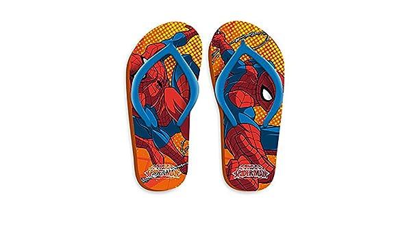 mws2863 – mv92267 – Chanclas de plástico para niños – Spiderman ...
