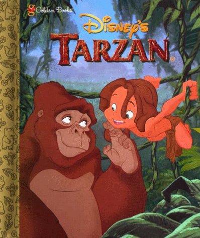 Disney's Tarzan (Little Golden Storybook)]()